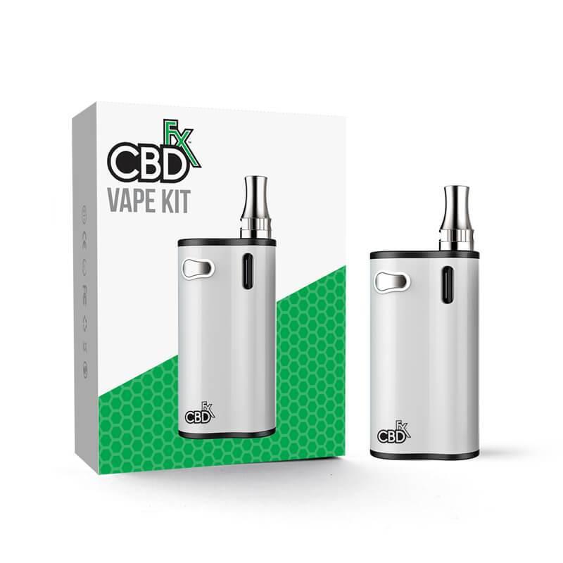 CBDfx Vape Oil Kit Review